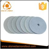 7-Step Resin Wet Polishing Pad / Diamond Polishing Tools