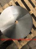 700mm*4*100 망간 강철은 톱날 또는 마찰이 절단 탄소 강철과 스테인리스를 위해 톱날을