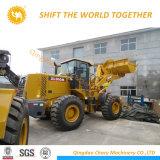 XCMG chargeuse à roues de 5 tonnes avec moteur Wechai ZL50GN