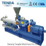 Tsh-65 Plastic Extruder van de Schroef van de hoge Efficiency PVC/PE de Tweeling