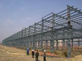 Magazzino prefabbricato della tettoia del metallo della struttura stabile