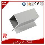 ISO9001 het goedkopere Profiel van de Oppervlakte van de Molen van de Profielen van de Uitdrijving van het Aluminium/van het Aluminium voor Venster