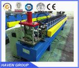 Perno do canal vertical máquina de formação de rolos