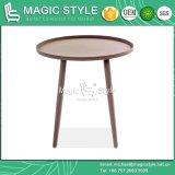 Tableau extérieur de Kd de table basse moderne extérieure (type magique)