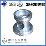Peças de alumínio fazendo à máquina da precisão do torno do CNC com a máquina de processamento do metal