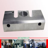 Pièces de usinage personnalisées de commande numérique par ordinateur d'anodisation en aluminium