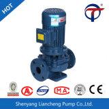Águas residuais em linha de água quente Bomba Vertical 18,5kw Bomba Auxiliar