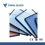 Bronce negro verde azul Templado de Vidrio templado con Ce/Certificación ISO