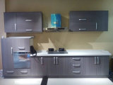 現代デザイン台所単位の/Kitchenのキャビネット