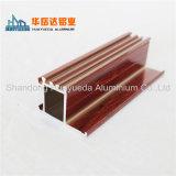 Constructeur en aluminium de profil des graines en bois de qualité