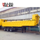 China-haltbarer Kipper-Schlussteil/Speicherauszug-Schlussteil-/des Lastkraftwagen- mit Kippvorrichtung3 Welle