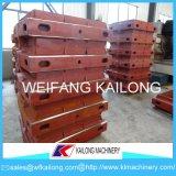 Niedriger Preis-Kolben-Montage-Formteil-Zeile verwendeter Form-Kasten für Gießerei