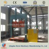 De verticale Enige Rubber Scherpe Machine Hydraulische Snijder/xql-800 van het Blad (CE&ISO9001)