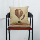 Palier de toile de somme de bureau de couverture de coussin de sofa de véhicule de palier d'impression de ballons