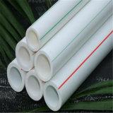 Dn25 PPR Rohr-Listen-Plastikwasser-Rohr und Befestigungen