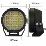 Indicatore luminoso di azionamento luminoso eccellente del punto LED del CREE 510W 4D 10inch di 12V 24V