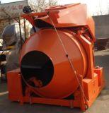 Jzr350 Diesel Hidráulica móvel betoneira em África