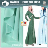 Rayhanal Peach Fabric Polyester pour vêtements pour femmes