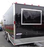 L'alimentation de remorque/chariot de cuisine mobile pour la vente des chariots de meilleure qualité des aliments