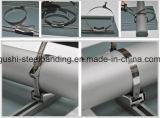 Bandes d'acier de précision pour l'industrie chimique, des pipelines, des câbles