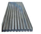 Strato rivestito del tetto del metallo di ondulazione dello zinco