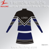 Colorant Healong sublimé Sportswear Costume Cheerleading uniforme imprimé