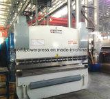 Dobladora hidráulica serva del CNC (WE67K)