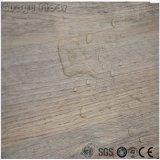 Plancher en bois auto-adhésif de Vinly de carrelage de vinyle