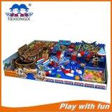 De zachte Apparatuur van het Spel voor Jonge geitjes die de BinnenApparatuur van de Speelplaats spelen