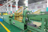 Plaque en acier et de mise à niveau de gamme de machines de coupe