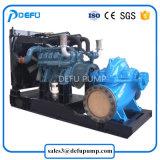 高品質エンジンの主導の分割ケースのディーゼル遠心灌漑用水ポンプ