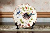 Plaque et la plaque de porcelaine & Handwork plaque décor