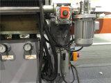 contrôle par API automatique 10 roues polisseuse de chants de verre