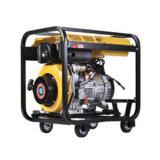 5kw 6kVA beweglicher leiser Dieselgenerator-Drehstromgenerator