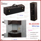Caja plegable de Winepackages, caja de papel plegable, caja de regalo plegable (5727R3)