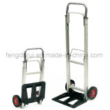 Exceptionnelle Light-Weight compact en aluminium pliable part Chariot (HT1105) pour un rangement facile