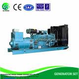 gruppo elettrogeno diesel elettronico di 640kw/800kVA Cummins /Genset Kt38-Ga (BCS640)