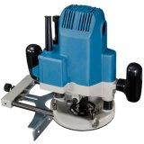 Puissant moteur de 1650W pour la mouture sur divers du matériau bois routeur