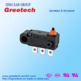 Verkaufender Minimikroschalter der Oberseite-10 mit ENEC UL cUL CQC Zustimmung