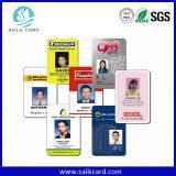 125kHz 근접 Temic T5577 Writeable 지능적인 ID 카드