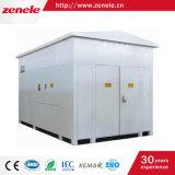 Sous-station électrique compacte de transformateur