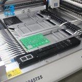 Haute précision Max 320*450mm CMS Bureau prendre et placer la machine 2 têtes de ligne d'assemblage CMS