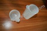 فنجان طبّيّ بلاستيكيّة مع خيط سنّ اللولب بلاستيكيّة حقنة قالب