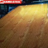 ممون شاملة/لون يكسى فولاذ ملف خشبيّة/على أحسن وجه عمليّة بيع/فولاذ ملف/بناية