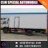 Tiefkühlkost Colling Kasten-LKW-kalter Van gekühlter LKW
