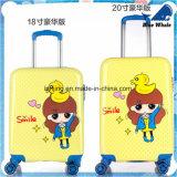 Bw254 Kid Cartoon voyage/de l'école ABS+PC Enfants bagages 16/20 pouce