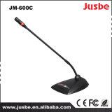 Micrófono sin hilos del sistema de conferencia audio de Jm-600c con el presidente y el delegado