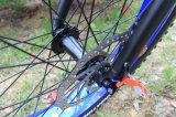 4.0インチ500W高速山の電気自転車大きい力の脂肪質のタイヤのバイク