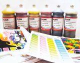 Epson F-Series/Mimaki/Mutoh/Rolandのインクジェット印刷のためのイタリアの高品質のKiianの染料の昇華インク1L