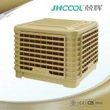 Ventiladores de refrigeração do gelo populares no refrigerador de ar do armazém de India para o verão